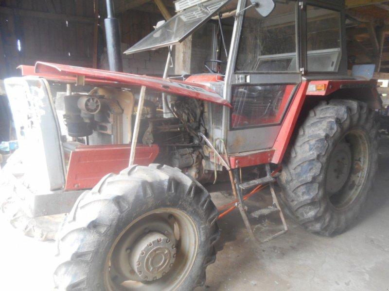 Traktor des Typs Massey Ferguson 284S, Gebrauchtmaschine in Neumarkt in der Oberpfalz (Bild 1)