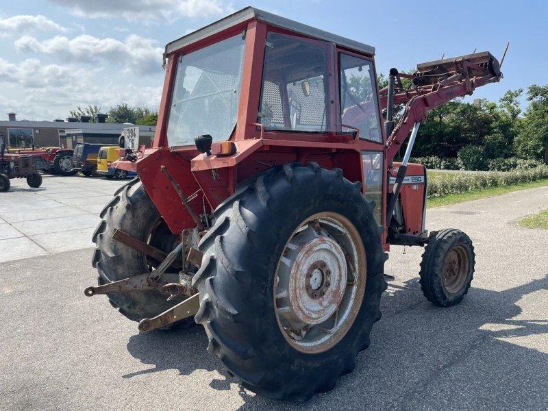 Traktor des Typs Massey Ferguson 290, Gebrauchtmaschine in Callantsoog (Bild 1)