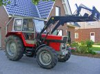 Traktor des Typs Massey Ferguson 294+ Frontlader в Kutenholz