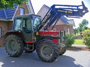 Traktor типа Massey Ferguson 294 + Frontlader, Gebrauchtmaschine в Kutenholz