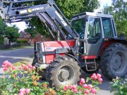 Traktor типа Massey Ferguson 294+ Frontlader, Gebrauchtmaschine в Kutenholz