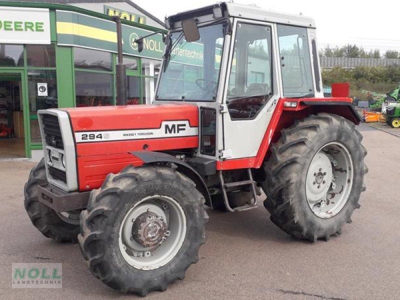 Traktor des Typs Massey Ferguson 294 S, Gebrauchtmaschine in Limburg (Bild 1)