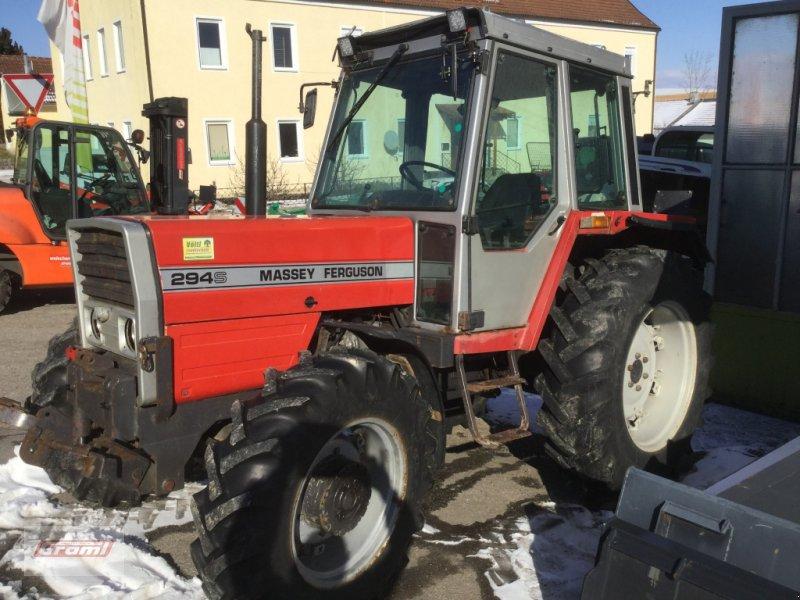 Traktor des Typs Massey Ferguson 294S, Gebrauchtmaschine in Kößlarn (Bild 1)