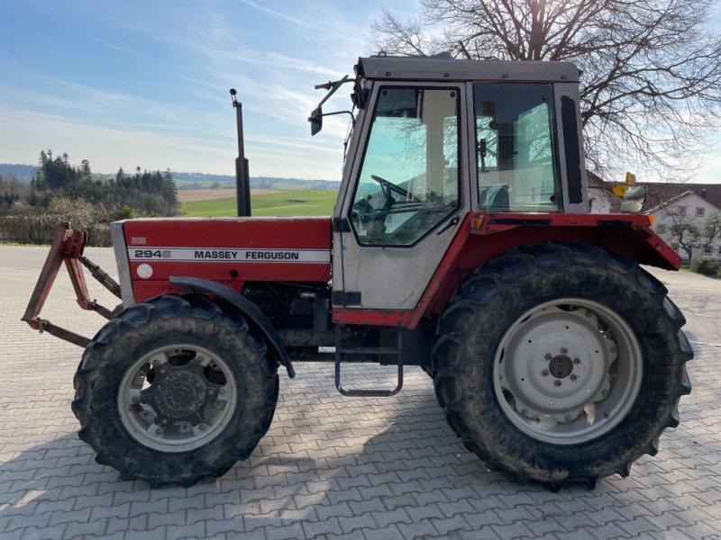 Traktor des Typs Massey Ferguson 294S, Gebrauchtmaschine in Hutthurm (Bild 1)