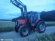 Massey Ferguson 3050 Turhbo 4 WD med frontlæsser Trima 1390 frontlæsser Ciągnik