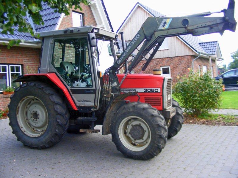 Traktor типа Massey Ferguson 3060 Frontlader+Druckluft, Gebrauchtmaschine в Kutenholz (Фотография 1)