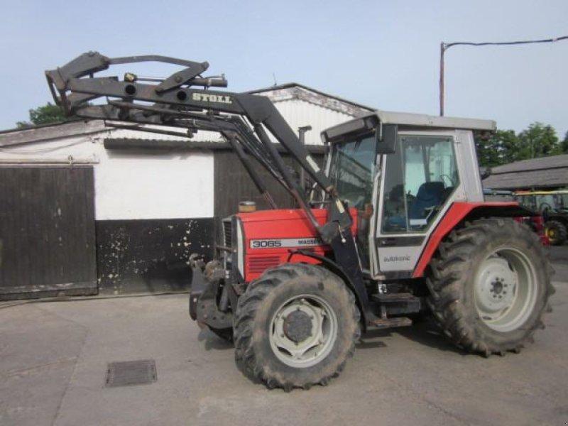 Traktor des Typs Massey Ferguson 3065, Gebrauchtmaschine in Ziegenhagen (Bild 1)