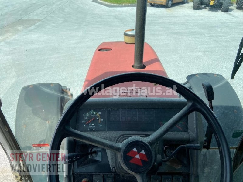 Traktor типа Massey Ferguson 3070-4, Gebrauchtmaschine в Gmünd (Фотография 8)
