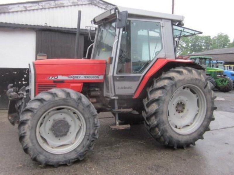 Traktor des Typs Massey Ferguson 3070, Gebrauchtmaschine in Ziegenhagen (Bild 1)