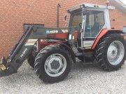 Traktor tipa Massey Ferguson 3080 4wd med Frontlæsser Pæn, Gebrauchtmaschine u Give