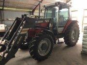 Traktor typu Massey Ferguson 3080 4wd med Frontlæsser, Gebrauchtmaschine v Dalmose
