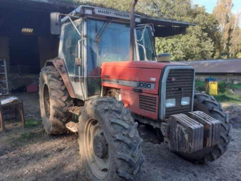 Traktor типа Massey Ferguson 3080, Gebrauchtmaschine в Saint Laurent en Caux (Фотография 1)