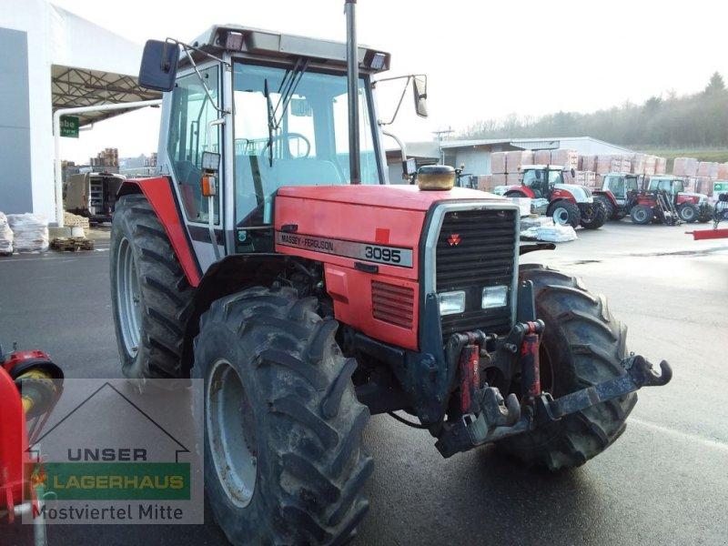 Traktor des Typs Massey Ferguson 3095-4, Gebrauchtmaschine in Bergland (Bild 1)