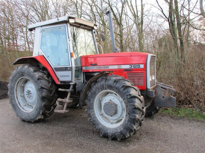 Traktor a típus Massey Ferguson 3125 Autotronic, Gebrauchtmaschine ekkor: Varde (Kép 1)