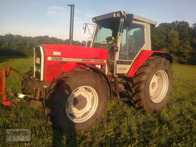 Traktor типа Massey Ferguson 3125, Gebrauchtmaschine в Niederstetten (Фотография 1)
