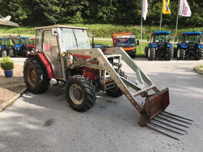 Traktor des Typs Massey Ferguson 340, Gebrauchtmaschine in Burgkirchen (Bild 6)