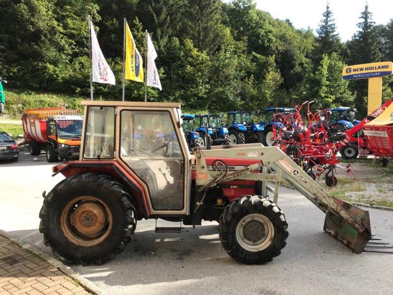 Traktor des Typs Massey Ferguson 340, Gebrauchtmaschine in Burgkirchen (Bild 3)