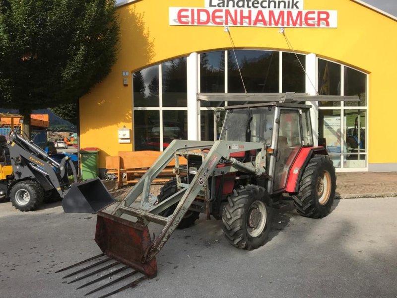 Traktor des Typs Massey Ferguson 340, Gebrauchtmaschine in Burgkirchen (Bild 1)