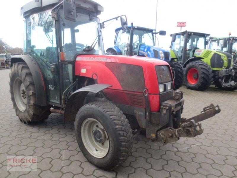 Traktor des Typs Massey Ferguson 3435 S, Gebrauchtmaschine in Bockel - Gyhum (Bild 1)