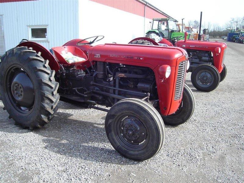 Traktor типа Massey Ferguson 35 benzin, Gebrauchtmaschine в Ejstrupholm (Фотография 1)