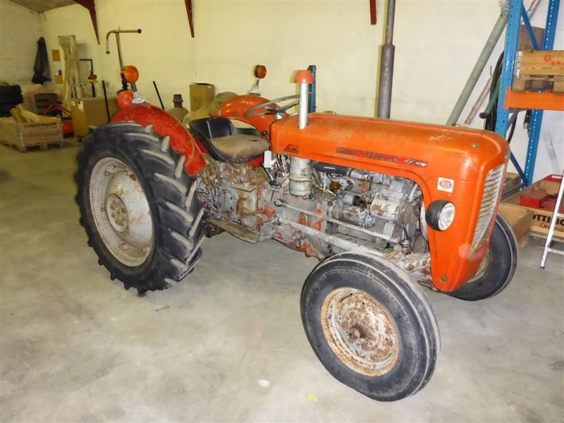 Traktor a típus Massey Ferguson 35  diesel, Gebrauchtmaschine ekkor: Slagelse (Kép 1)
