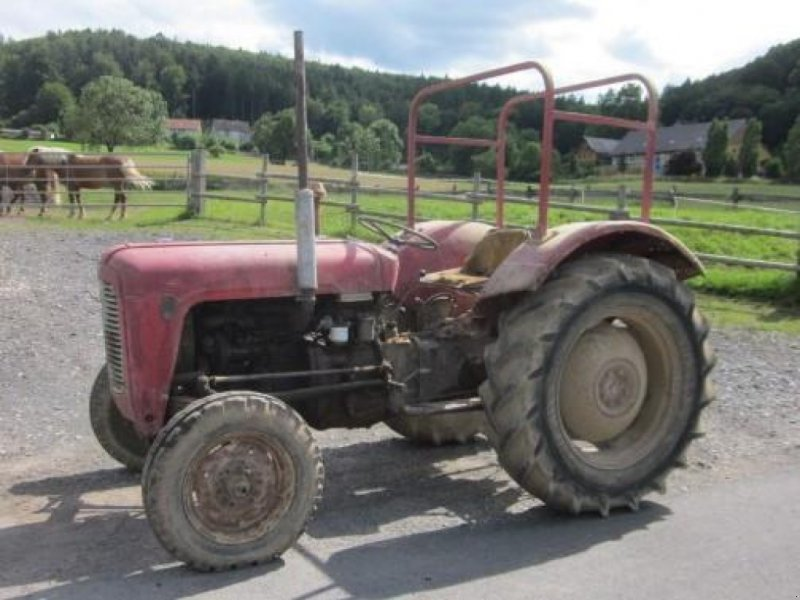 Traktor типа Massey Ferguson 35, Gebrauchtmaschine в Ziegenhagen (Фотография 1)