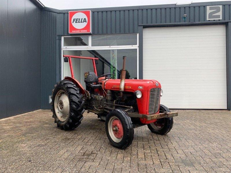 Traktor des Typs Massey Ferguson 35, Gebrauchtmaschine in MARIENHEEM (Bild 1)