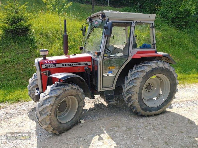 Traktor des Typs Massey Ferguson 362-4, Gebrauchtmaschine in Aurolzmünster (Bild 1)