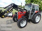 Traktor des Typs Massey Ferguson 362 Allr. mit Stoll Industriefrontlader, Gebrauchtmaschine in Langenzenn