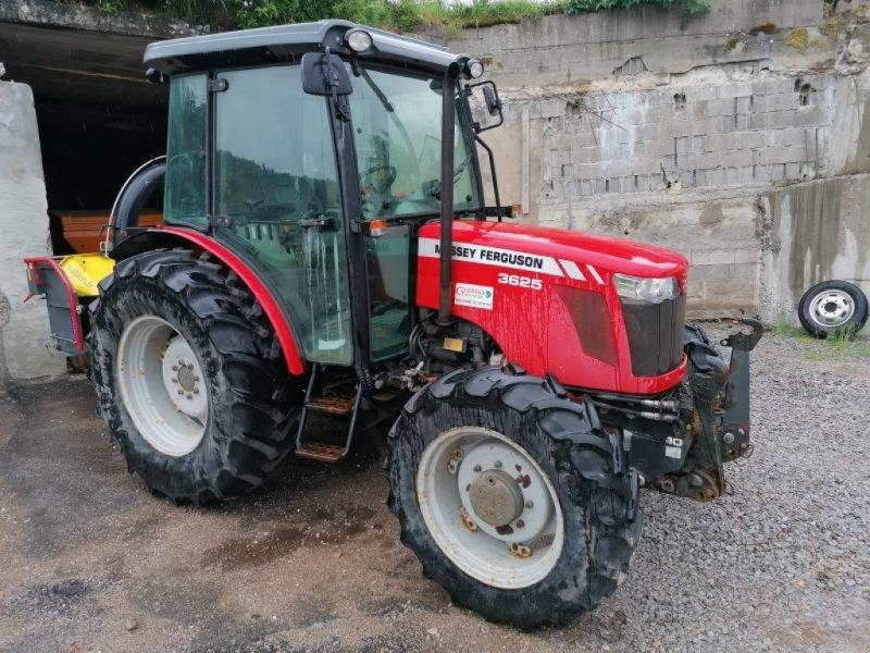 Traktor типа Massey Ferguson 3625, Gebrauchtmaschine в Chauvoncourt (Фотография 1)
