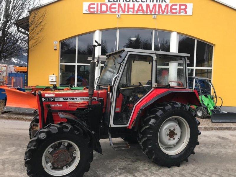 Traktor des Typs Massey Ferguson 363, Gebrauchtmaschine in Burgkirchen (Bild 1)