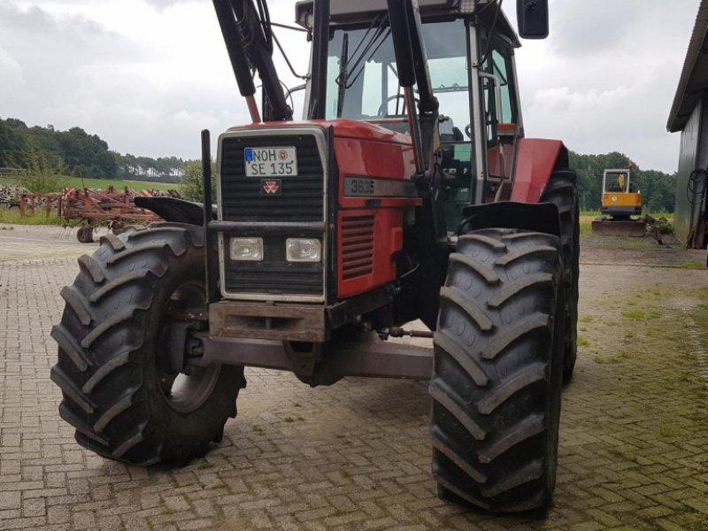 Traktor des Typs Massey Ferguson 3635, Gebrauchtmaschine in Itterbeck (Bild 3)