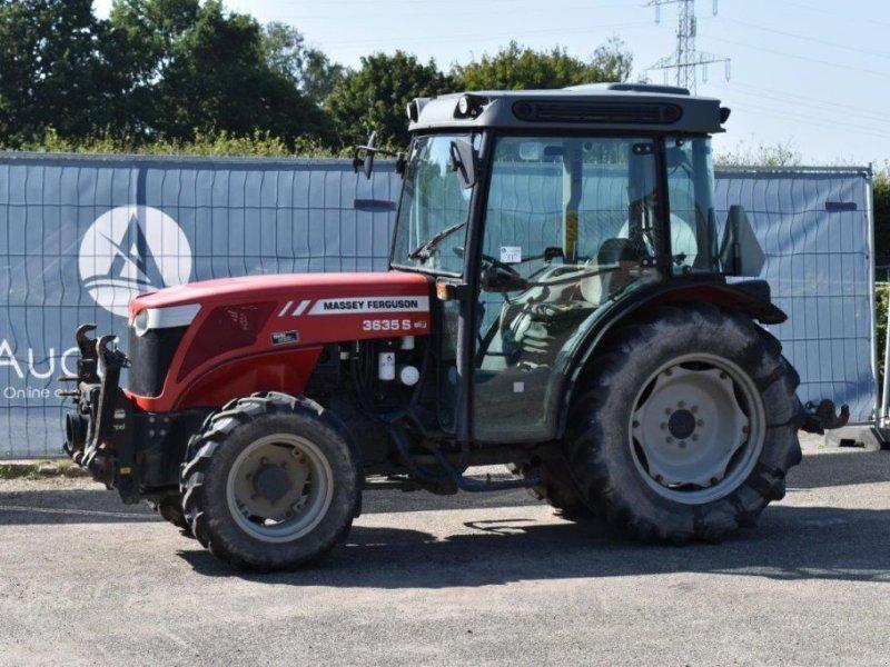 Traktor tipa Massey Ferguson 3635S, Gebrauchtmaschine u Antwerpen (Slika 1)