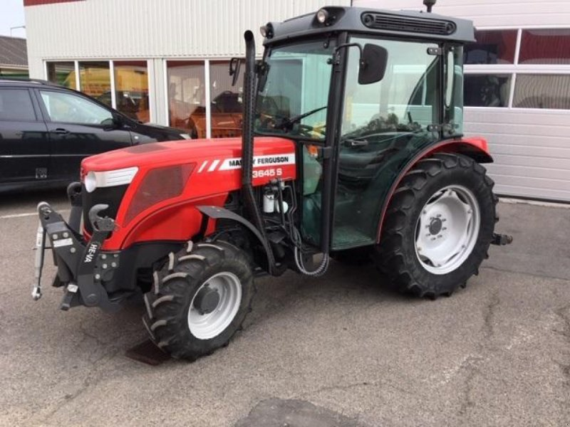 Traktor типа Massey Ferguson 3645S NR.838125, Gebrauchtmaschine в Helsinge (Фотография 1)