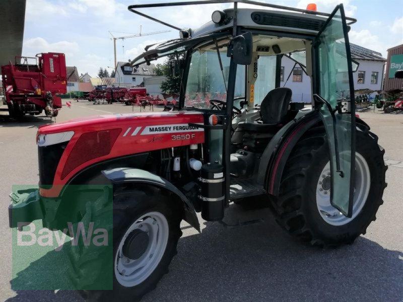 Traktor des Typs Massey Ferguson 3650 F, Gebrauchtmaschine in Obertraubling (Bild 1)