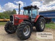Traktor des Typs Massey Ferguson 3655 Dynashift, Gebrauchtmaschine in Gadebusch
