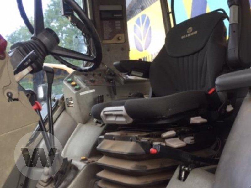 Traktor des Typs Massey Ferguson 3680, Gebrauchtmaschine in Husum (Bild 6)