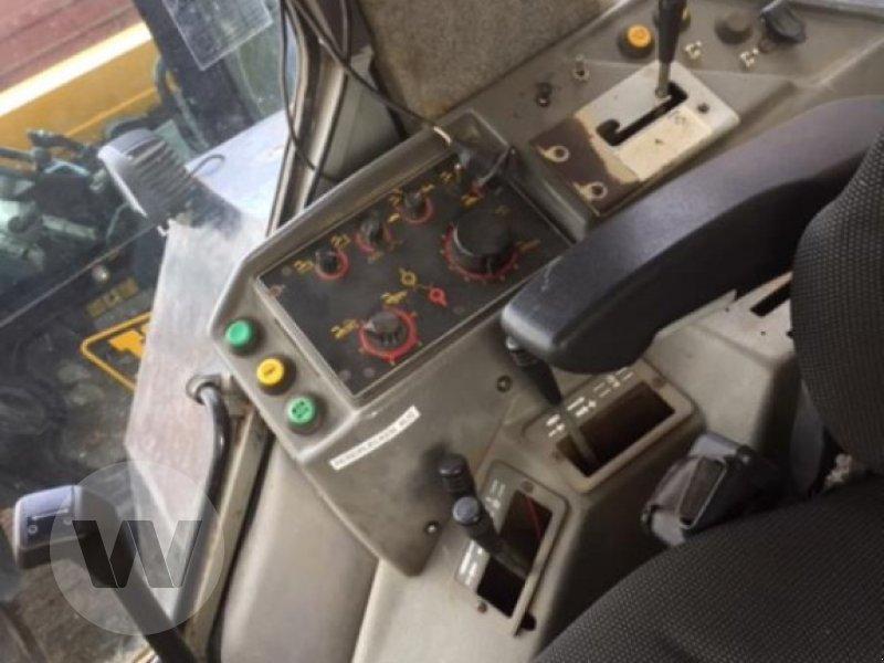 Traktor des Typs Massey Ferguson 3680, Gebrauchtmaschine in Husum (Bild 8)