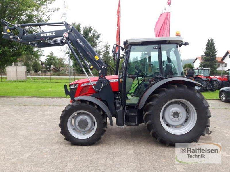 Traktor des Typs Massey Ferguson 3708AL, Gebrauchtmaschine in Trendelburg (Bild 1)