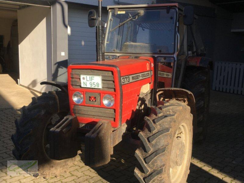 Traktor des Typs Massey Ferguson 373, Gebrauchtmaschine in Neustadt (Bild 1)