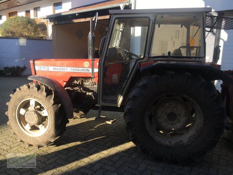 Traktor des Typs Massey Ferguson 373, Gebrauchtmaschine in Neustadt (Bild 2)