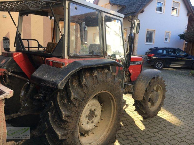 Traktor des Typs Massey Ferguson 373, Gebrauchtmaschine in Neustadt (Bild 3)