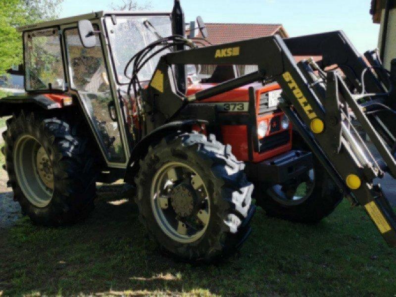 Traktor a típus Massey Ferguson 373, Gebrauchtmaschine ekkor: Grattersdorf  (Kép 1)
