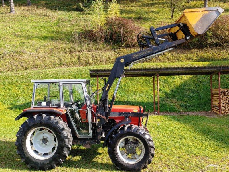 Traktor des Typs Massey Ferguson 373, Gebrauchtmaschine in Lauterhofen (Bild 1)