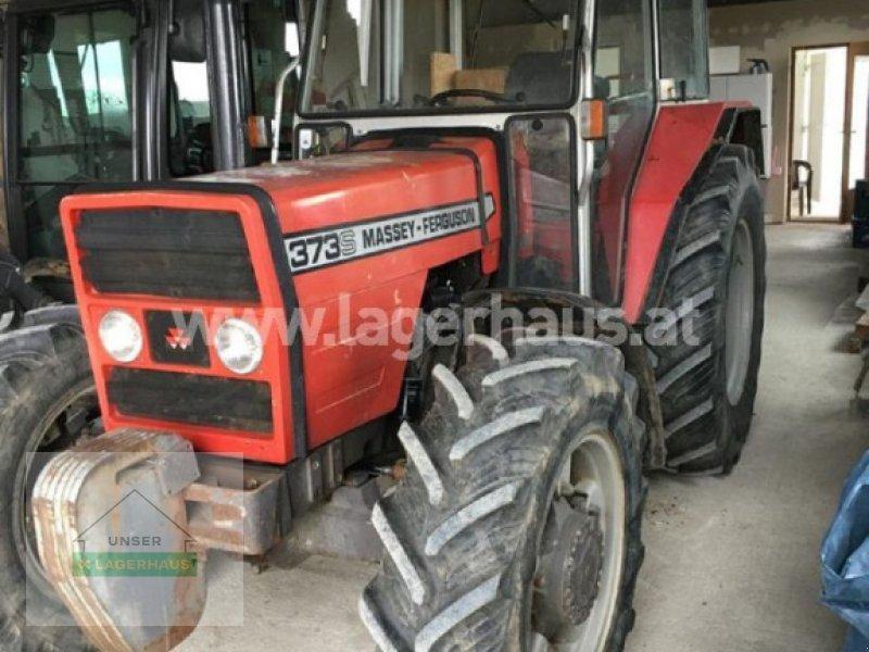 Traktor des Typs Massey Ferguson 373S, Gebrauchtmaschine in Horitschon (Bild 1)