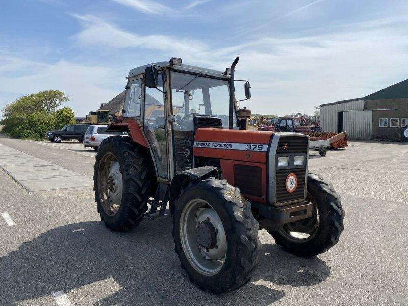 Traktor tipa Massey Ferguson 375, Gebrauchtmaschine u Callantsoog (Slika 2)