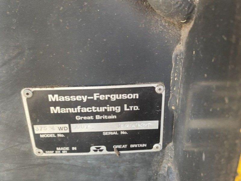 Traktor tipa Massey Ferguson 375, Gebrauchtmaschine u Callantsoog (Slika 10)
