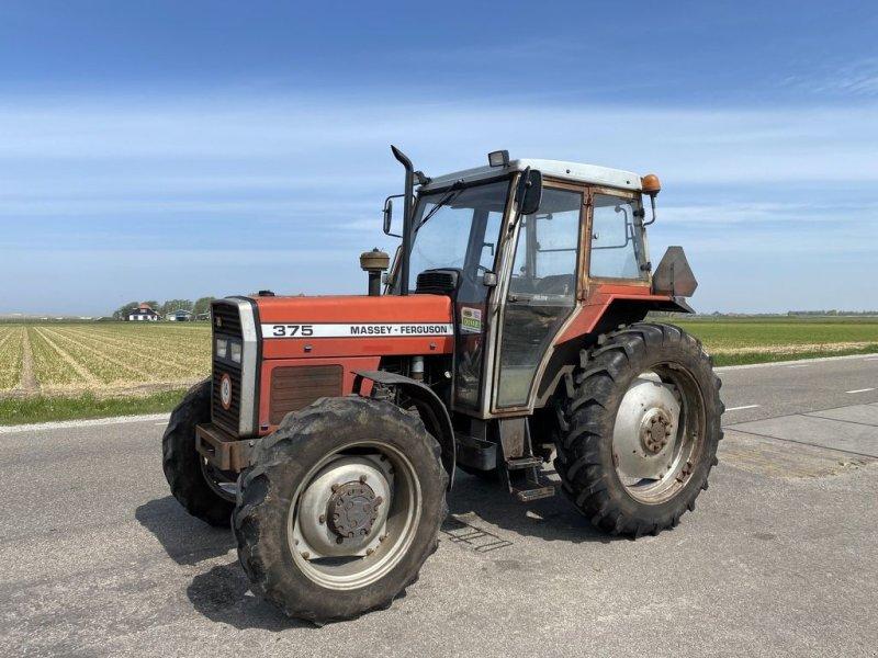 Traktor tipa Massey Ferguson 375, Gebrauchtmaschine u Callantsoog (Slika 1)