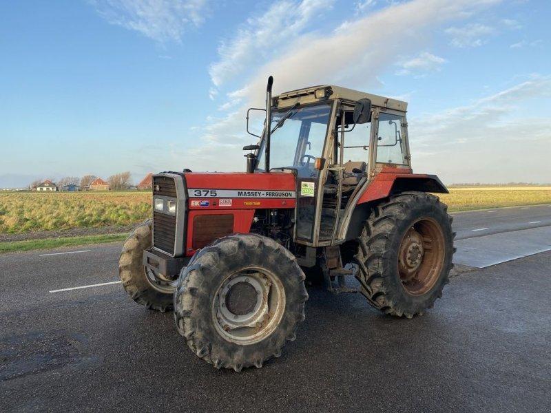 Traktor a típus Massey Ferguson 375, Gebrauchtmaschine ekkor: Callantsoog (Kép 1)