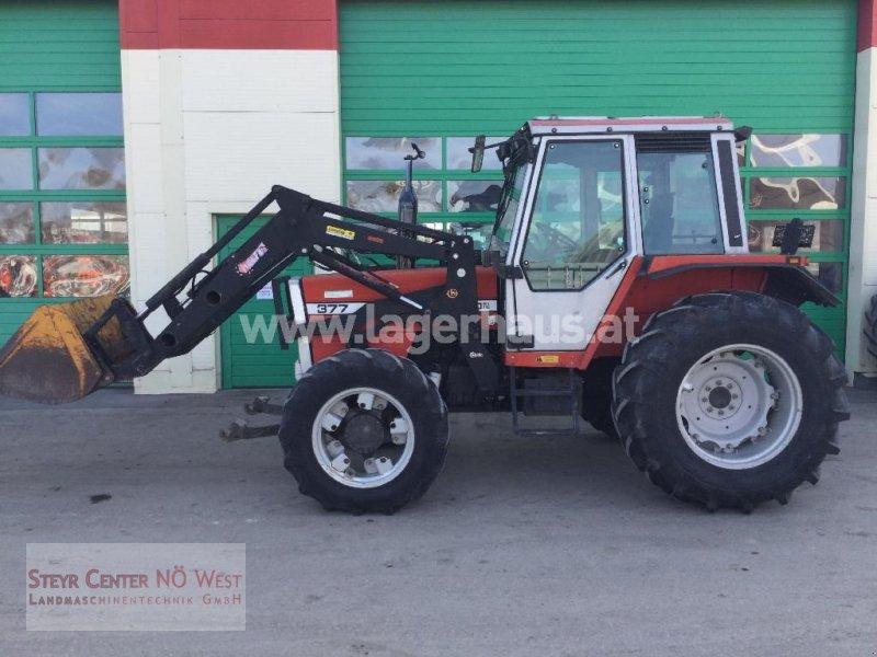Traktor des Typs Massey Ferguson 377-4 GT, Gebrauchtmaschine in Purgstall (Bild 1)